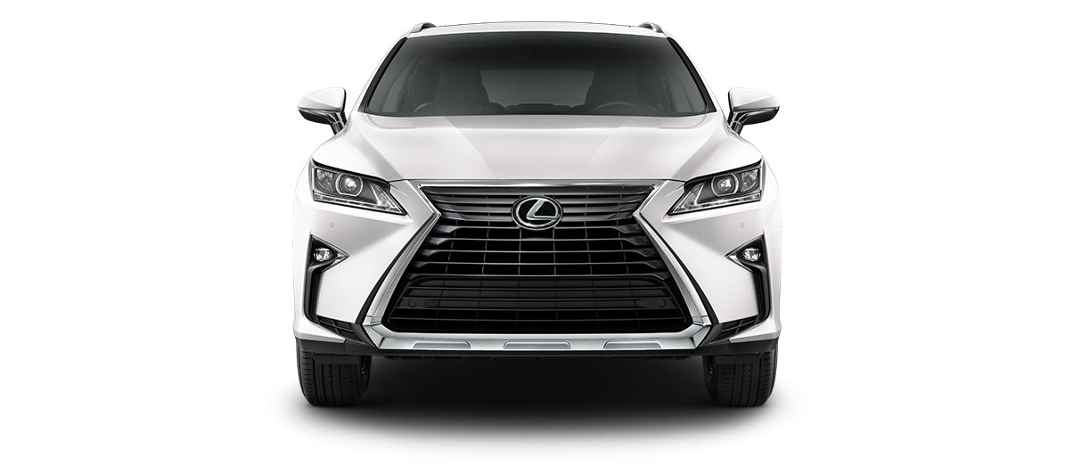2019 rx 350 in Eminent White Pearl with '18-inch seven-spoke alloy wheels<span class='tooltip-trigger disclaimer' data-disclaimers='[{\'code\':\'TIREWEAR2\',\'isTerms\':false,\'body\':\'18-in performance tires are expected to experience greater tire wear than conventional tires. Tire life may be substantially less than mileage expectancy or 15,000 miles, depending upon driving conditions.\'}]'><span class='asterisk'>*</span></span>' angle4