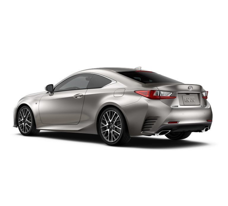 rc200t et rc300awd annonc aux usa pour 2016 lexus rc forum club lexus france. Black Bedroom Furniture Sets. Home Design Ideas