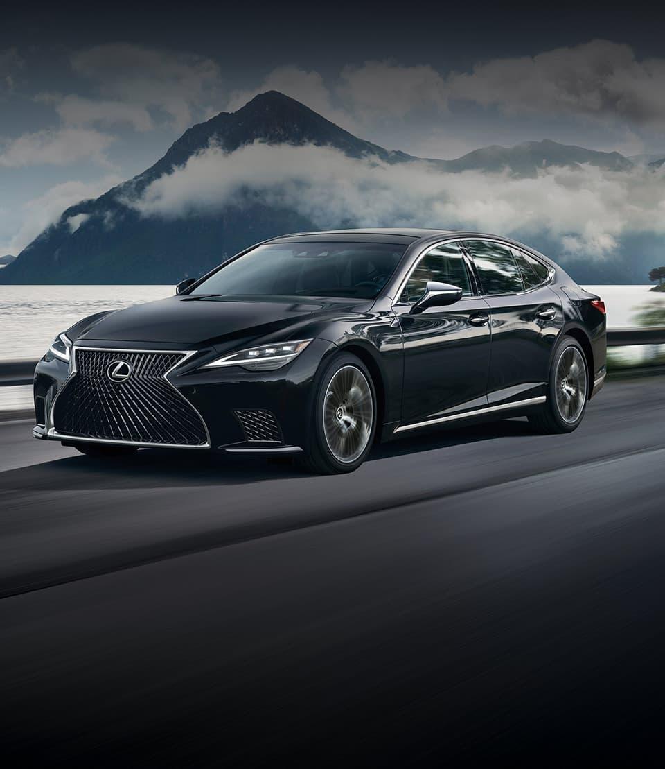 2021 Lexus Ls Luxury Sedan