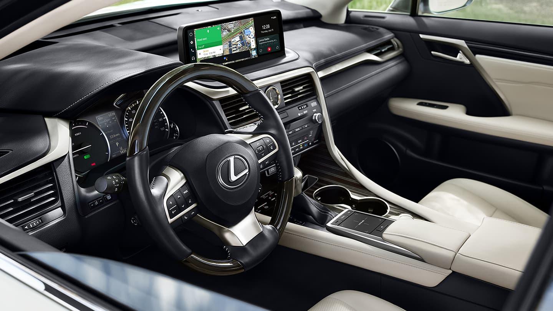 2021 Lexus RX Steering Column
