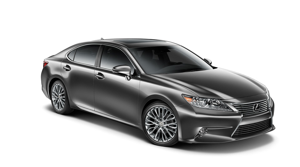 2014 lexus es 350 styles features highlights. Black Bedroom Furniture Sets. Home Design Ideas