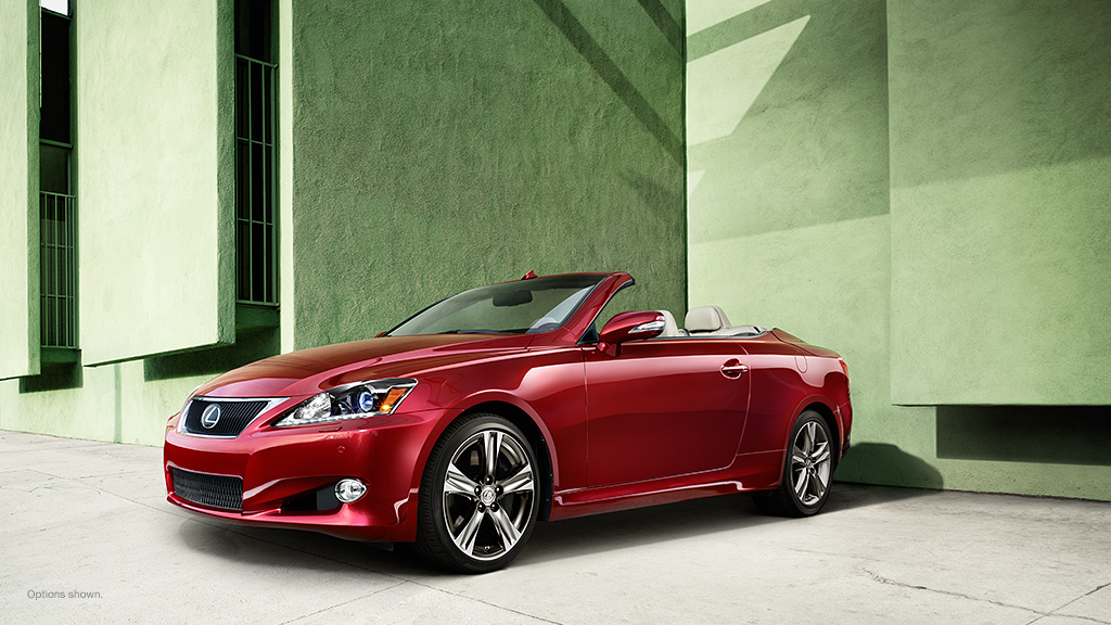 2013 Lexus Is 350 C Red   200  Interior and Exterior Images