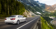 2013 Lexus LS 460 L shown in Starfire Pearl