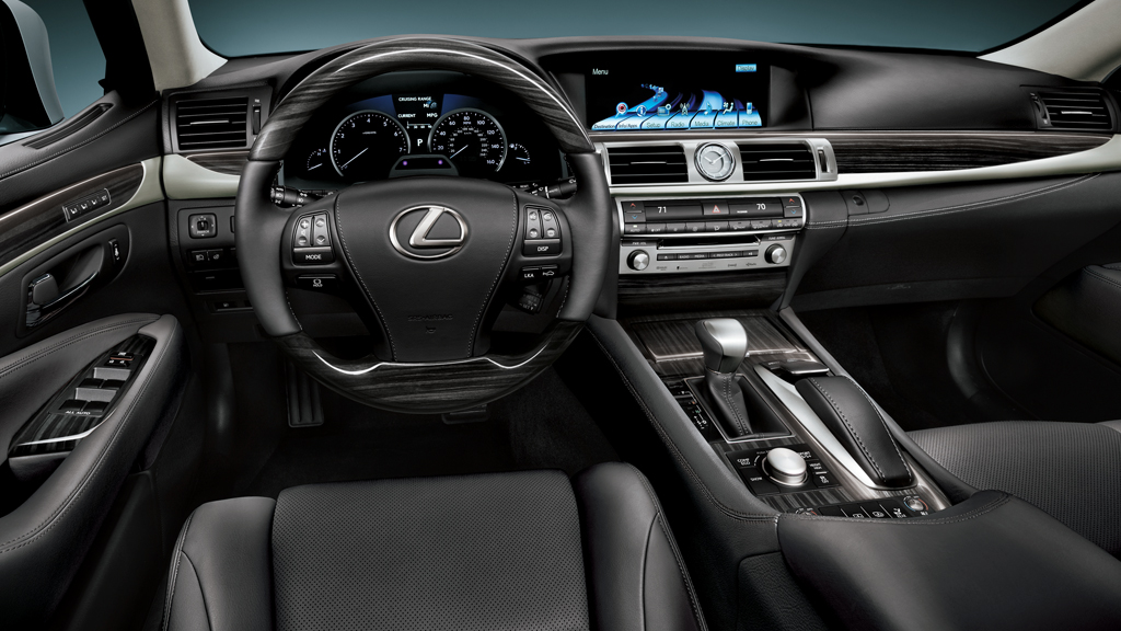 Lexus Release Pricing For 2013 Ls 460 Ls 460 F Sport And