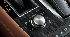Drive Mode Select on 2013 Lexus LS