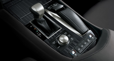 Remote Touch interface and Drive Mode Select on 2013 Lexus LS
