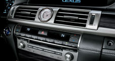 Mark Levinson Reference Surround Sound audio system in 2013 Lexus LSh Hybrid