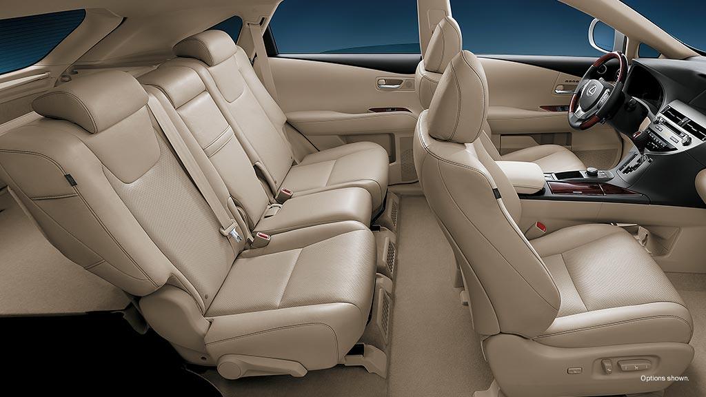 2017 Lexus Rx 350 Interior Pictures Cargurus. Did Rear Headrest Change 10  12 Vs 13 Clublexus Lexus Forum