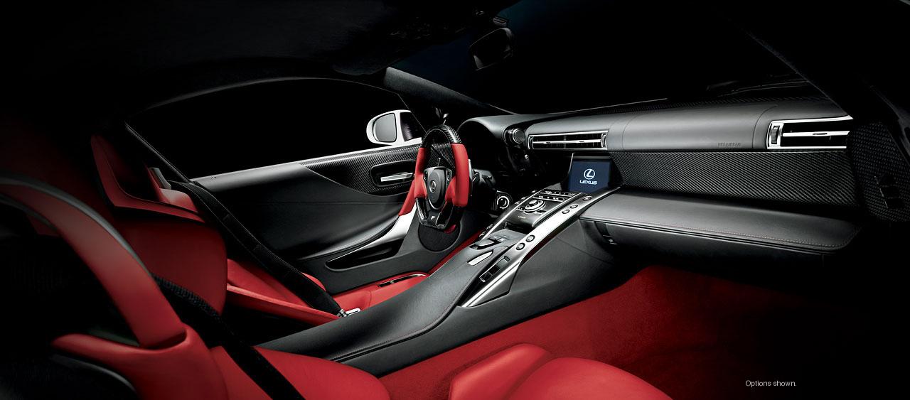 Lexus LFA | Supercar | Explore the vehicle | Lexus.com