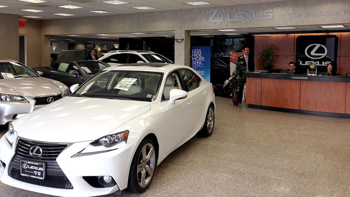 Lexus Of Brooklyn - Lexus dealerships in ny