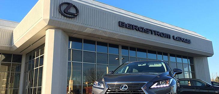 Bergstrom Lexus