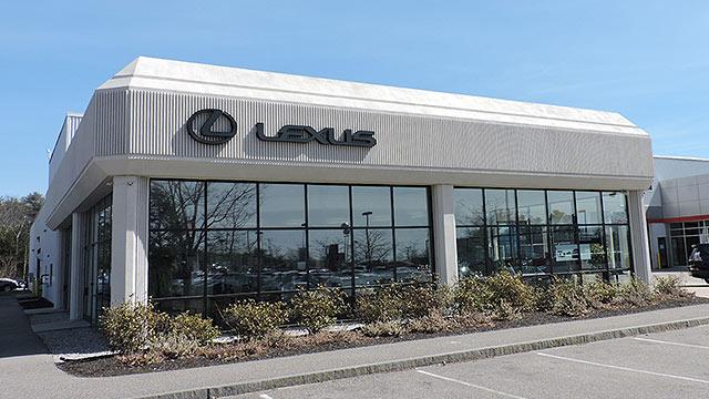 Lexus berlin city