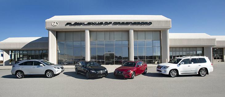 Flow Lexus of Greensboro