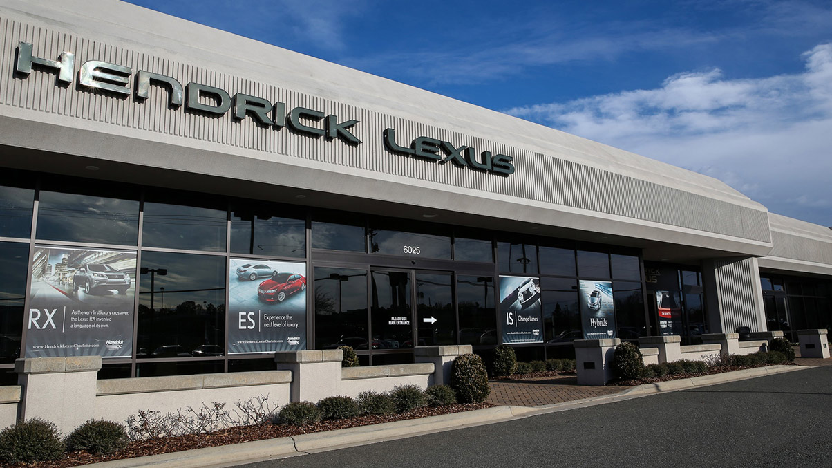 Hendrick Lexus Charlotte >> Hendrick Lexus Charlotte