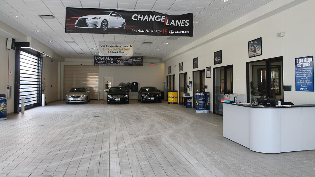 Great Ira Lexus X Manchester NH Service Drive Dealer 1204001