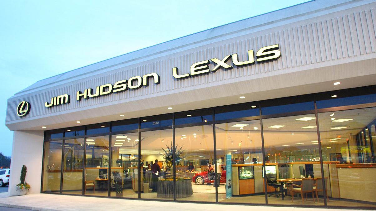Jim Hudson Lexus >> Jim Hudson Lexus Augusta