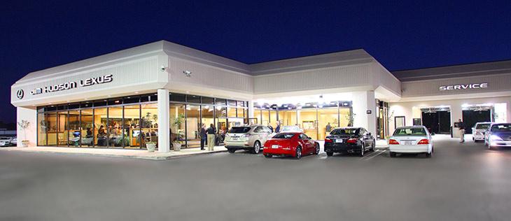 Beautiful Jim Hudson Lexus, Augusta