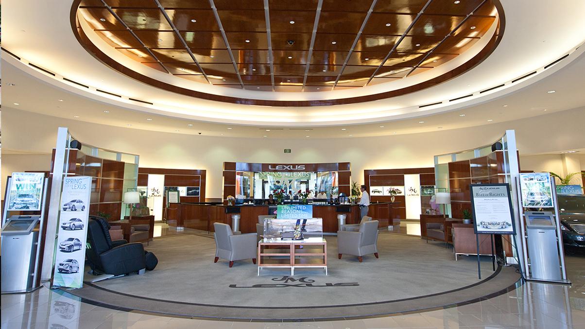 Lexus Dealership Florida >> Lexus Plus Experience At Jm Lexus