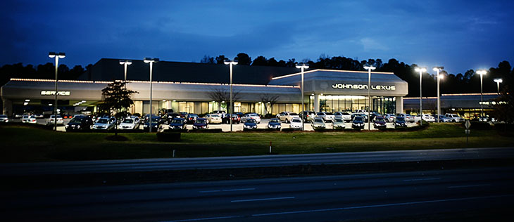 Car Dealers With No Dealer Fees >> Johnson Lexus of Raleigh