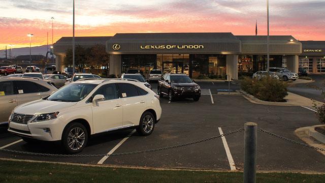 Lexus Of Lindon >> Larry H Miller Lexus Of Lindon