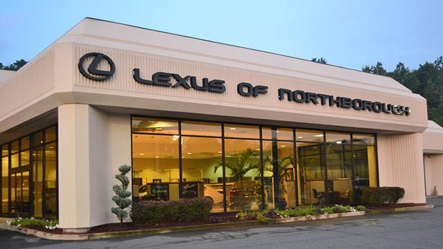 lexus of northborough