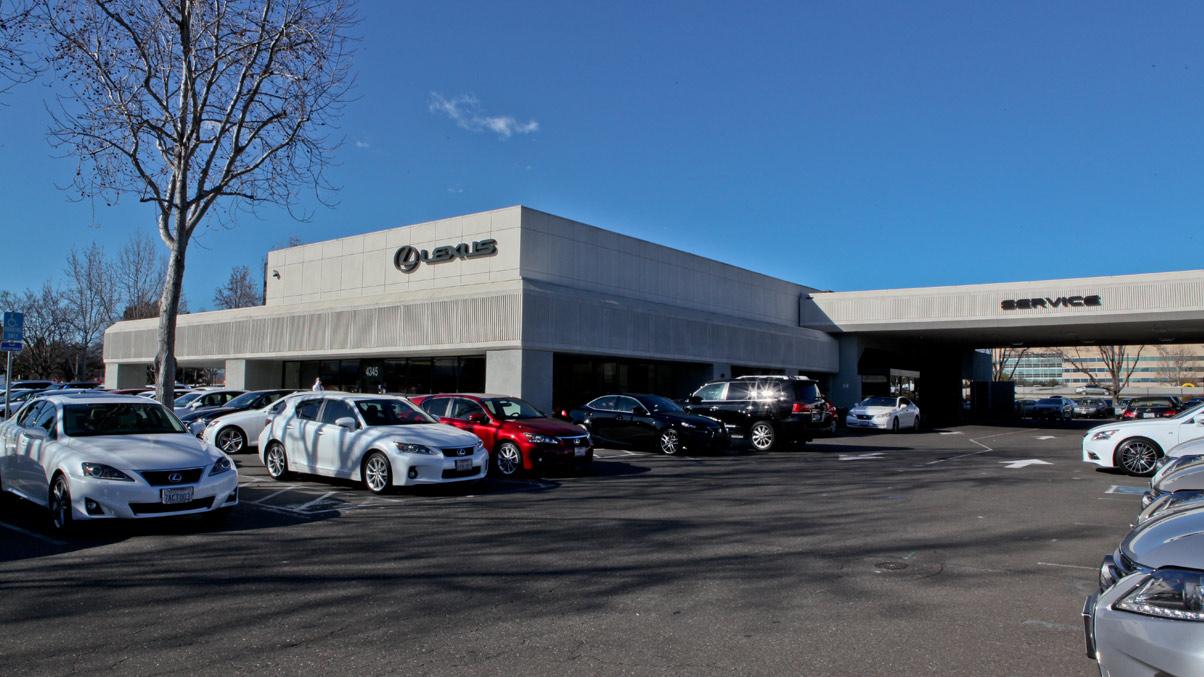 Attractive Lexus X Pleasanton CA New Building Dealer 1204001