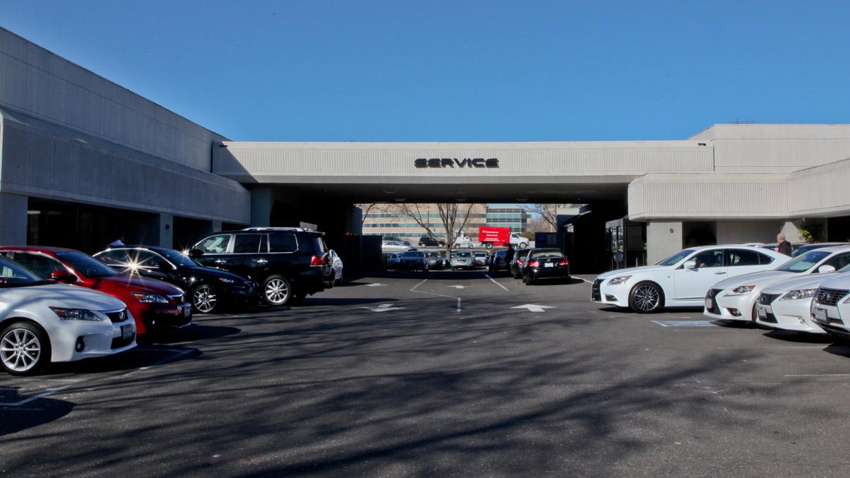 High Quality Lexus X Pleasanton CA Service Drive Dealer 1204001