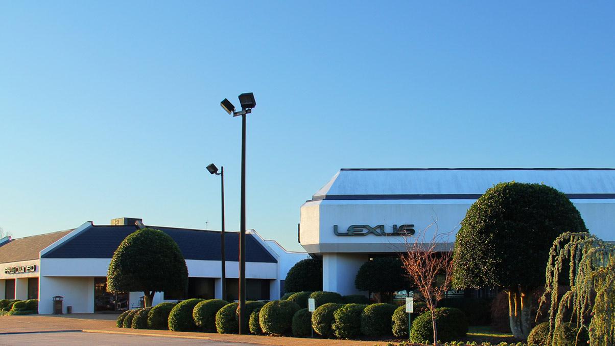 Lexus X Richmond VA Exterior Dealer 1204001