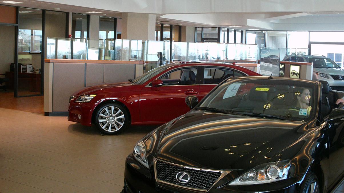 Lexus of Shreveport - Bossier City