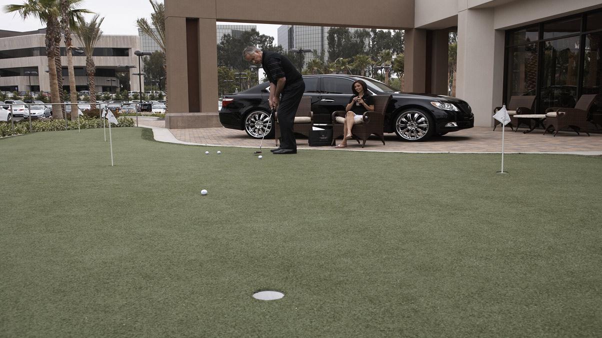Newport Lexus Ca Putting Green Dealer 1204001 Jpg
