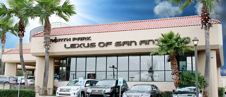 search north park lexus of san antonio tx lexus dealership autos post. Black Bedroom Furniture Sets. Home Design Ideas