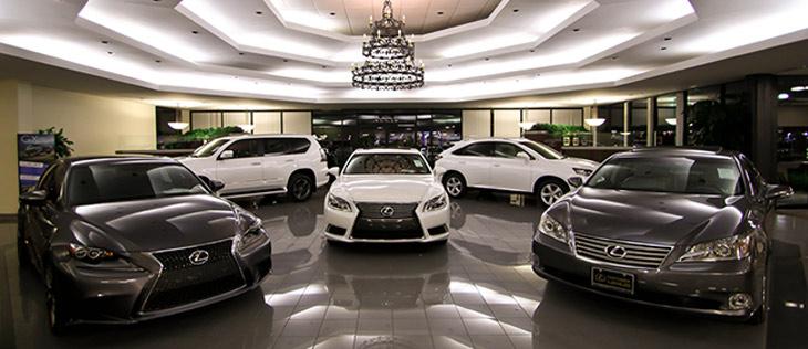Lexus lease deals dallas