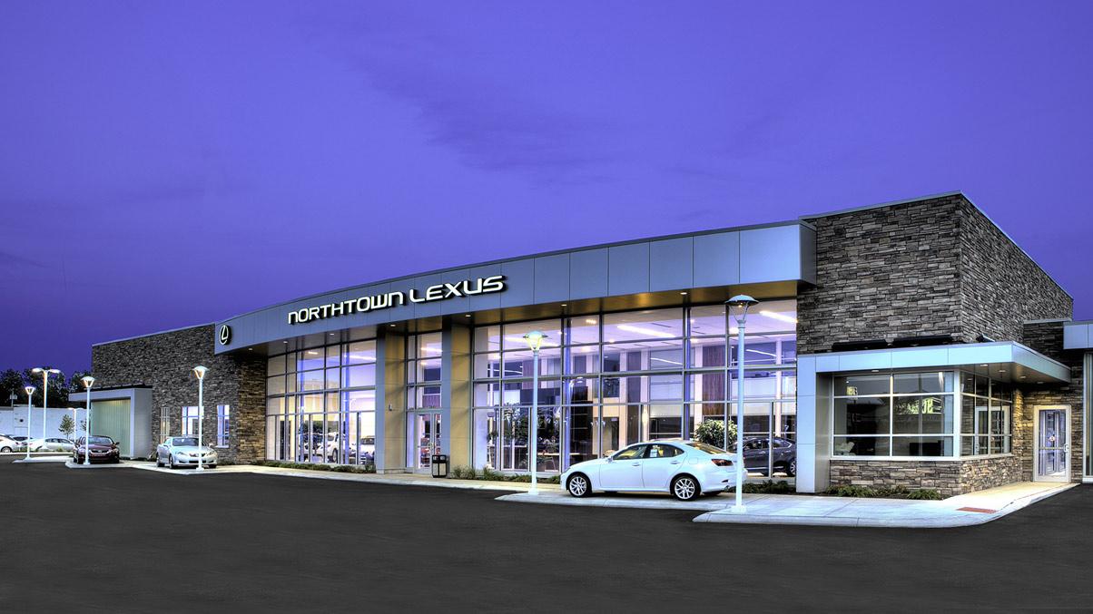 Northtown Lexus - Lexus dealerships in ny