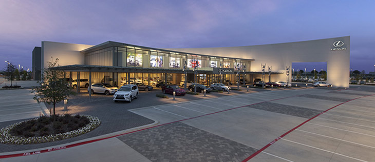 Marvelous Park Place Lexus Plano