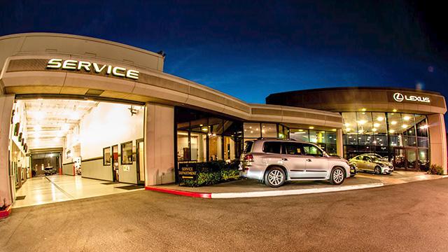 Lexus Redwood City >> Putnam Lexus