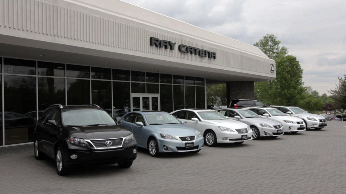 Ray Catena Lexus X Freehold NJ Showroom Dealer 1204002
