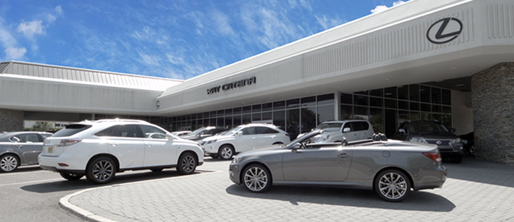 Lexus Dealers In Nj >> Ray Catena Lexus of Freehold
