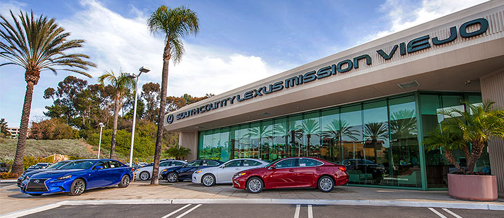 South County Lexus At Mission Viejo