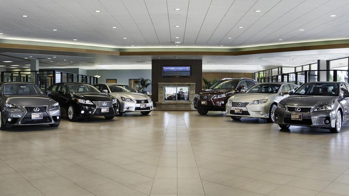 Stevinson Lexus X Lakewood CO Showroom Dealer 1204001