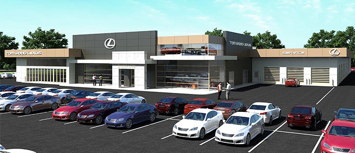 parts lexus opens center dealers toyota atlanta sales in distribution motor new